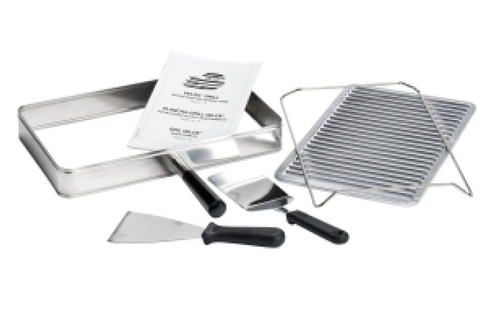 Accessories Included with Velox Grills